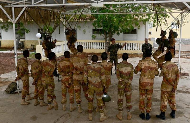 Armée djiboutienne / Djibouti National Army - Page 2 498