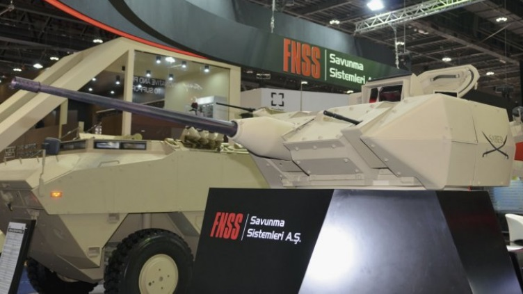 IDEX 2015 - International Defence Exhibition  5136