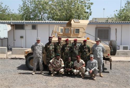 Armée djiboutienne / Djibouti National Army - Page 2 6131