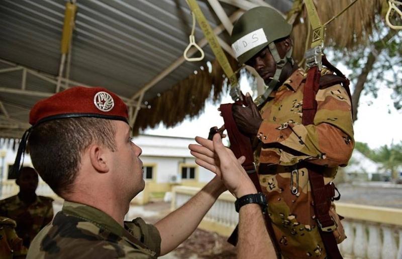 Armée djiboutienne / Djibouti National Army - Page 2 643