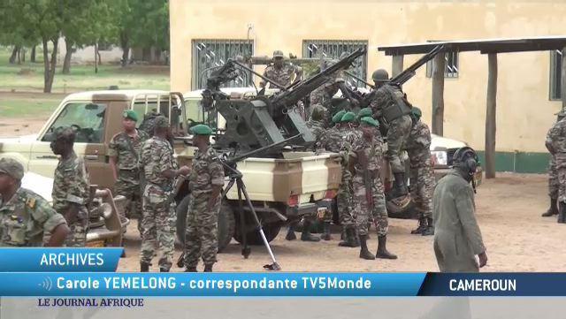 Forces Armées Camerounaises - Page 3 710