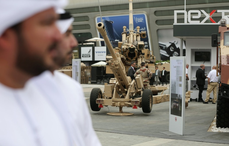 IDEX 2015 - International Defence Exhibition  765