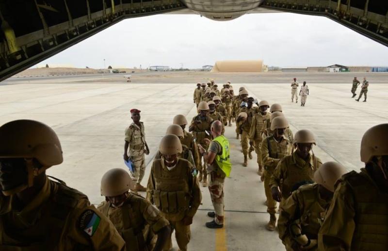 Armée djiboutienne / Djibouti National Army - Page 2 787