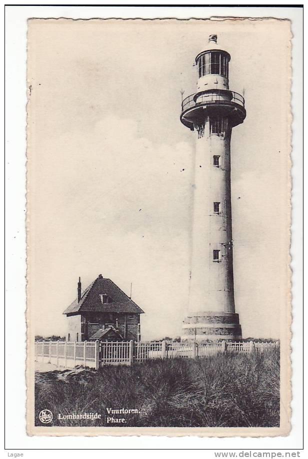 les phares en mer et à terre (1) - Page 6 Lombar10