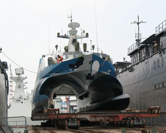 Marine chinoise - Chinese navy - Page 5 Type0211