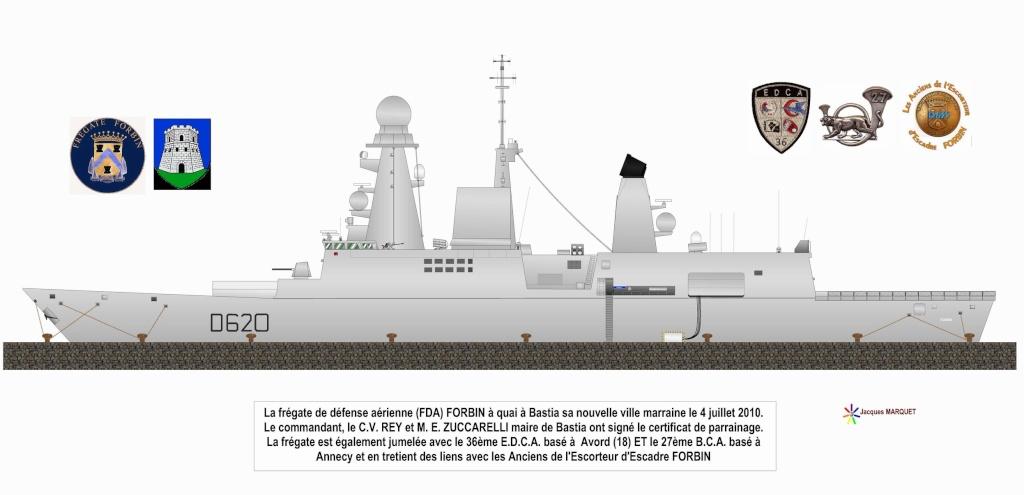 FORBIN  D620 (fregate) - Page 11 Fragat10