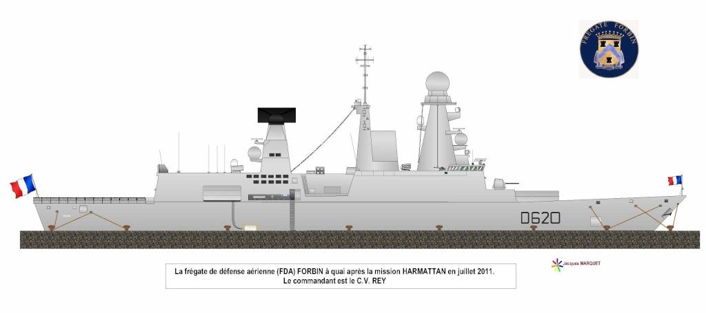 FORBIN  D620 (fregate) - Page 11 Fragat13
