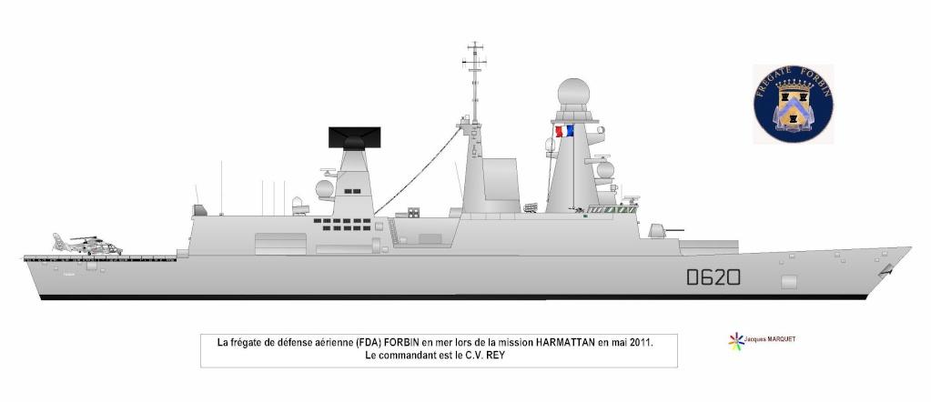 FORBIN  D620 (fregate) - Page 11 Fragat14