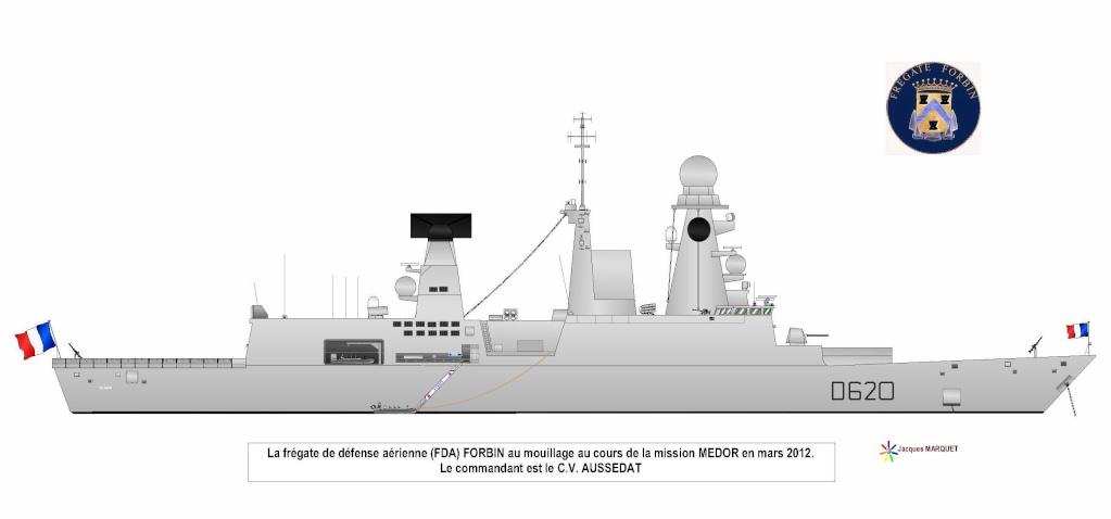 FORBIN  D620 (fregate) - Page 11 Fragat15