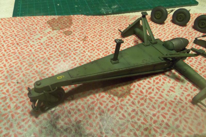 Mistel Me 262 + He 162 - montage en cours 100_2254