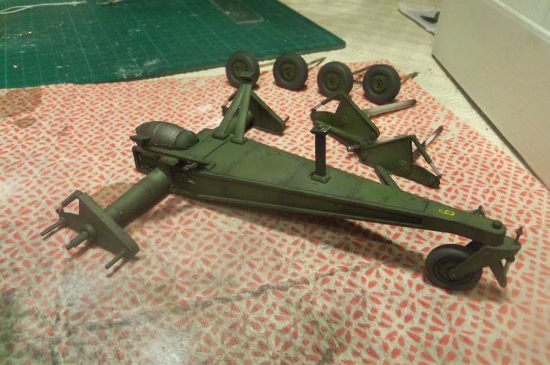 Mistel Me 262 + He 162 - montage en cours 100_2255