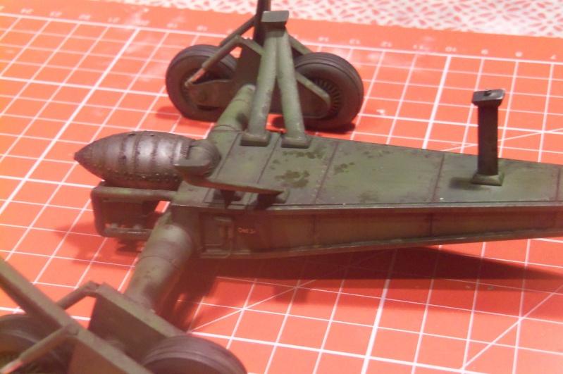 Mistel Me 262 + He 162 - montage en cours 100_2256
