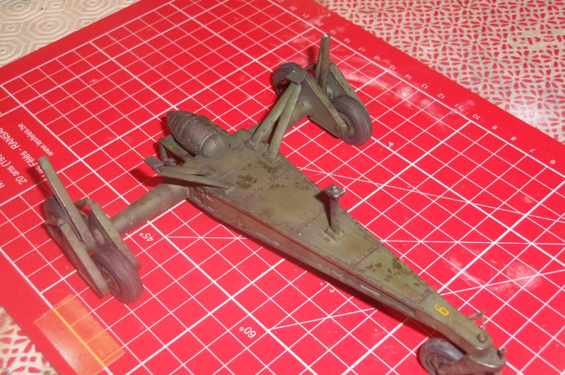 Mistel Me 262 + He 162 - montage en cours 100_2258
