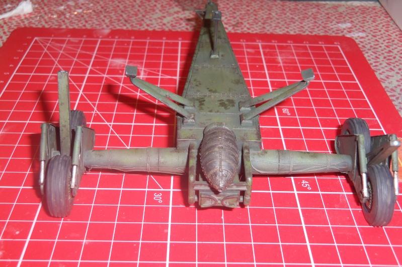 Mistel Me 262 + He 162 - montage en cours 100_2259