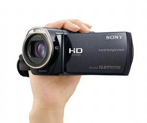 Espace vidéos Hdr-cx10