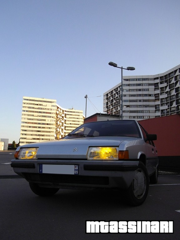 Citroën BX 19 Digit : Créative technologie - Page 5 Imgp0026