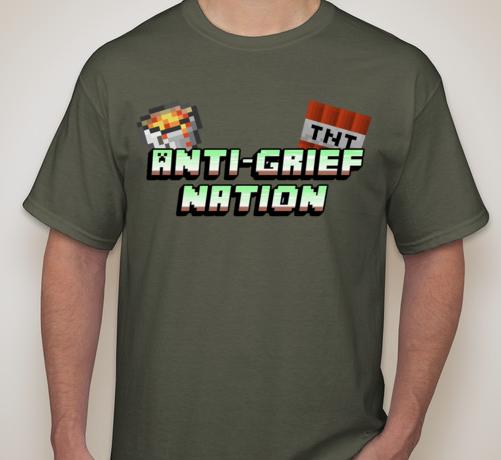 AGN T-Shirts Cafdg11
