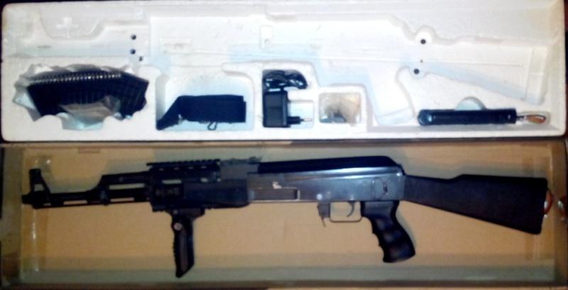 Replica Ak47 tactical CYMA - VANDUT se poate inchide Img_2011