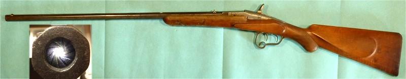 ancienne carabine mono coup 9mm_ra11