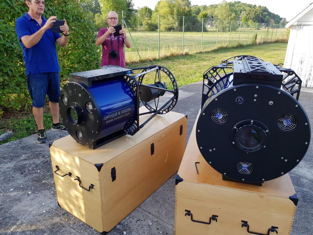 Vente ensemble Astrosib 400 et accessoires 20170810