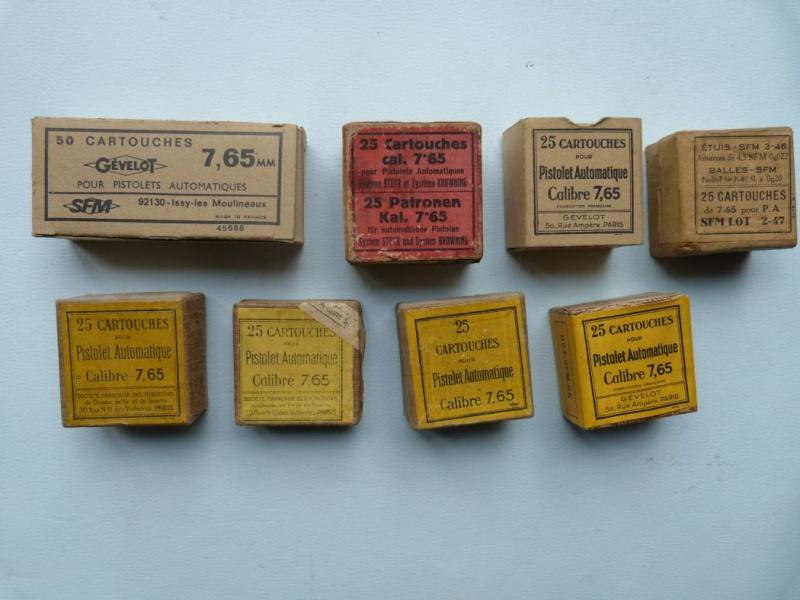 Votre estimation sur ces boites de cartouches. Boites12