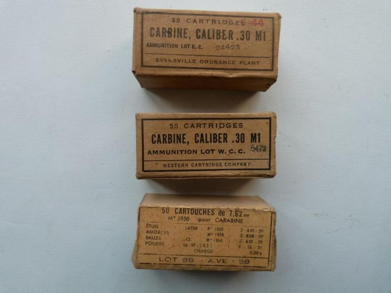 Votre estimation sur ces boites de cartouches. Boites15