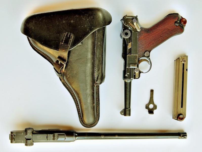 Le lüger artillerie sous contrôle français Dwm_1910