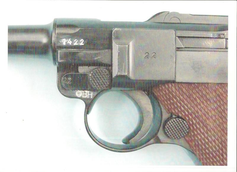 Un P 08 fabriqué sous contrôle français... Mauser18