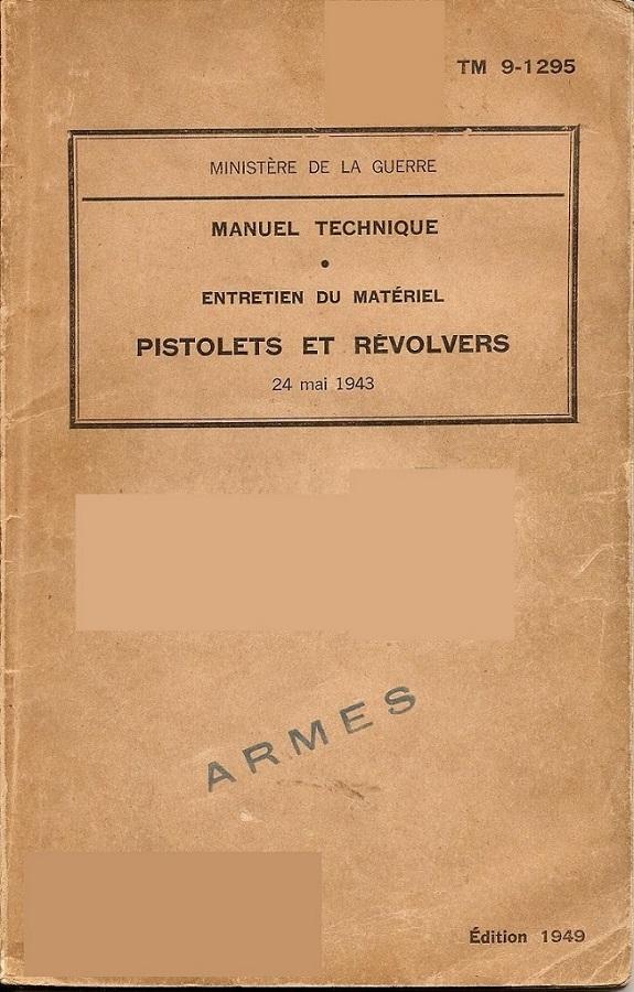 Documents secrets ou confidentiels (restricted). Pistol10