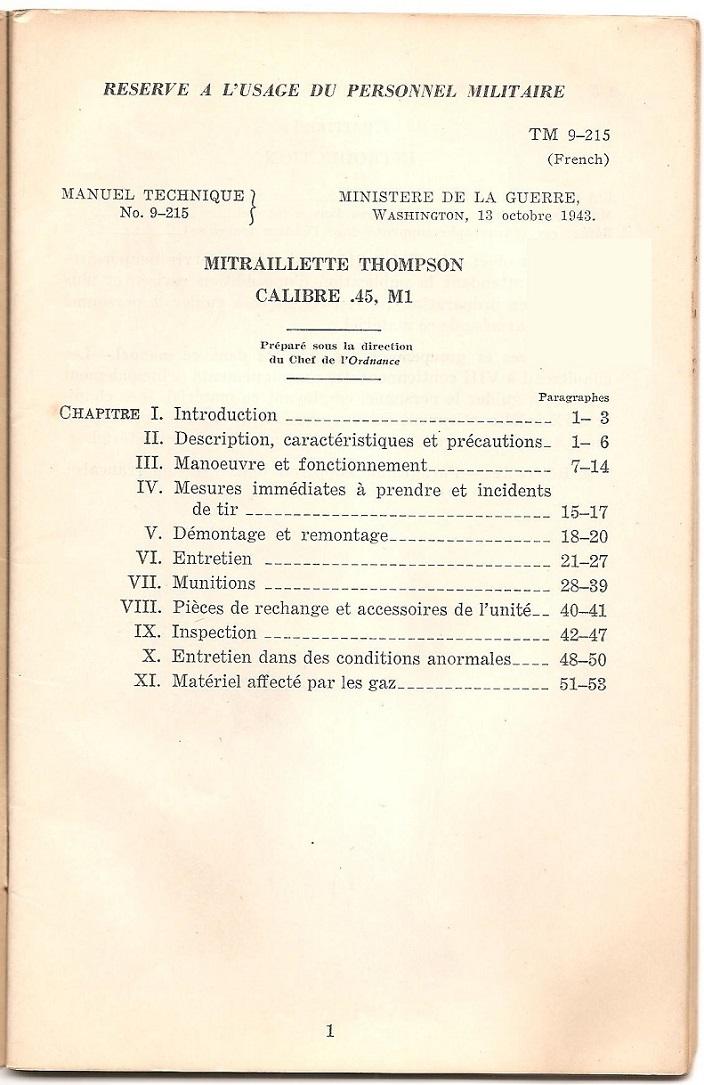 Documents secrets ou confidentiels (restricted). Thomps11
