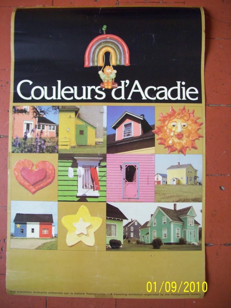 """""""LE GRAND DERANGEMENT""""    La tragédie Acadienne Couleu10"""