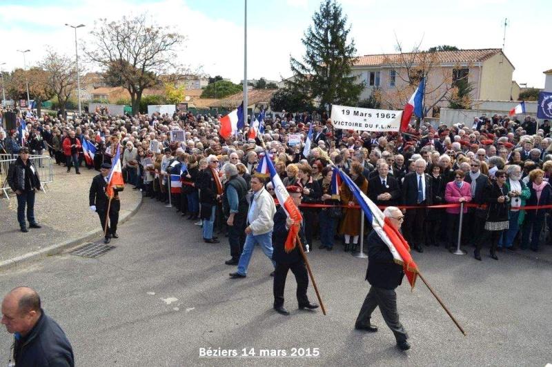 Robert Ménard, Maire de Béziers, a décidé de débaptiser la rue du 19 mars 1962 : date rejetée et honnie par tous les Patriotes et tous les Anciens Combattants autres que les Compagnons de route du Parti communiste, porteurs de valises - Page 2 Dsc_0010