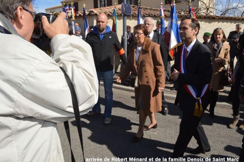 Robert Ménard, Maire de Béziers, a décidé de débaptiser la rue du 19 mars 1962 : date rejetée et honnie par tous les Patriotes et tous les Anciens Combattants autres que les Compagnons de route du Parti communiste, porteurs de valises - Page 2 Dsc_0013