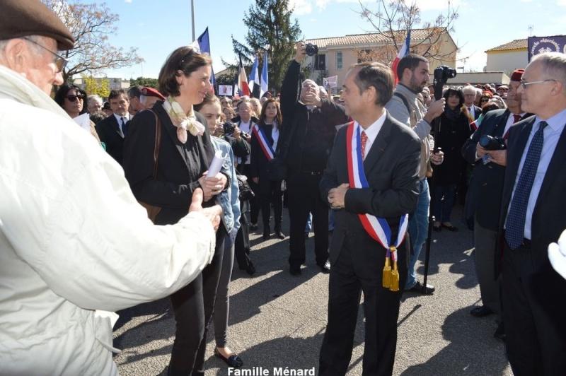Robert Ménard, Maire de Béziers, a décidé de débaptiser la rue du 19 mars 1962 : date rejetée et honnie par tous les Patriotes et tous les Anciens Combattants autres que les Compagnons de route du Parti communiste, porteurs de valises - Page 2 Dsc_0110