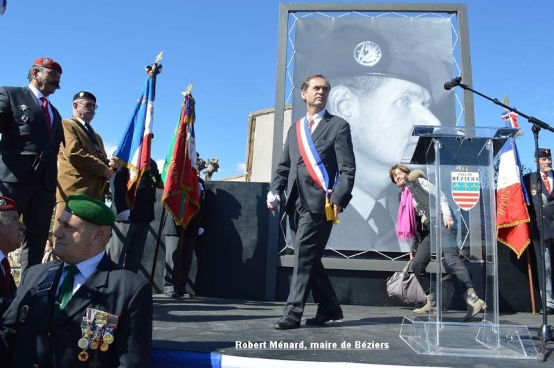 Robert Ménard, Maire de Béziers, a décidé de débaptiser la rue du 19 mars 1962 : date rejetée et honnie par tous les Patriotes et tous les Anciens Combattants autres que les Compagnons de route du Parti communiste, porteurs de valises - Page 2 Dsc_0112
