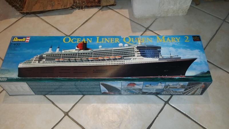 Queen Mary 2 ech:1/400  2015-010