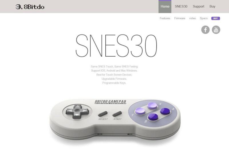[8bitdo] Un pad Nes bluetooth + usb avec dock pour smartphone - Page 5 10497410