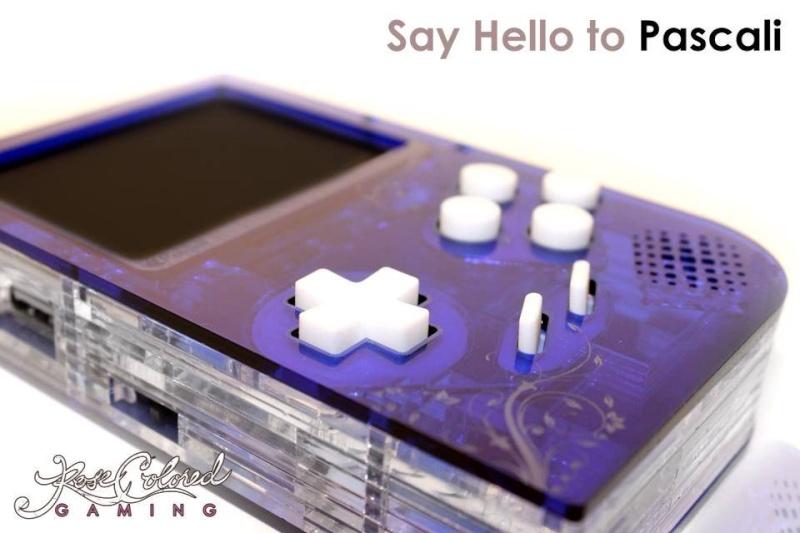 [MOD] Gameboy LCD + Raspi 10896910