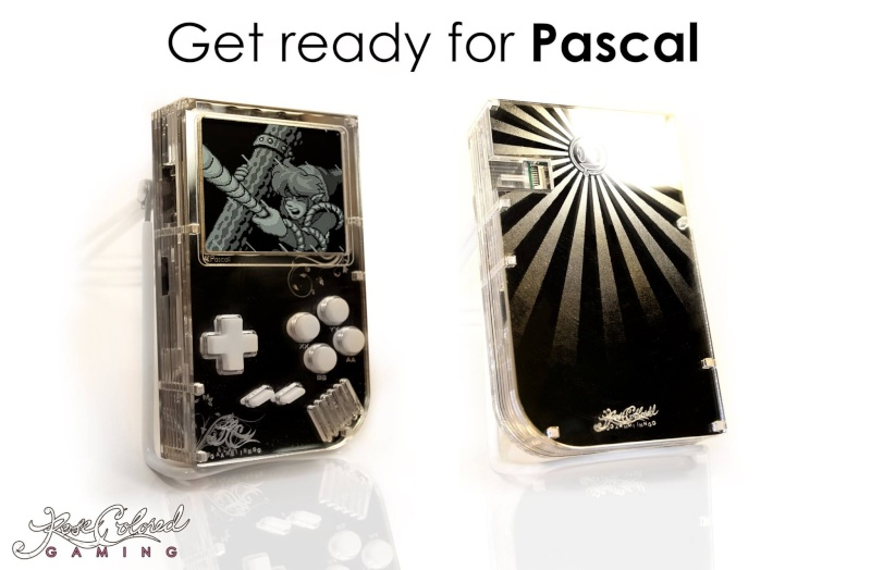 [MOD] Gameboy LCD + Raspi 10917111