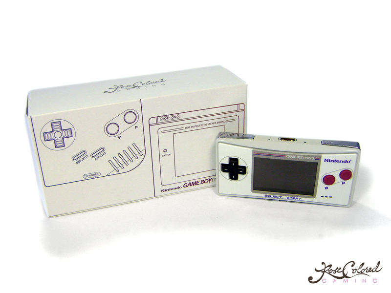 [MOD] Gameboy LCD + Raspi - Page 2 35043910