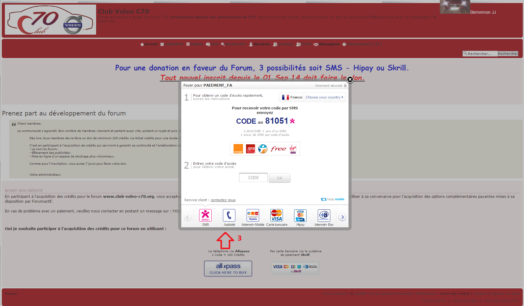 Comment faire la Contribution pour le Forum Pictur11