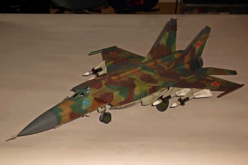 """MiG-25 PD/PDS """"Foxbat"""" (Kitty Hawk) - Page 5 P1090511"""