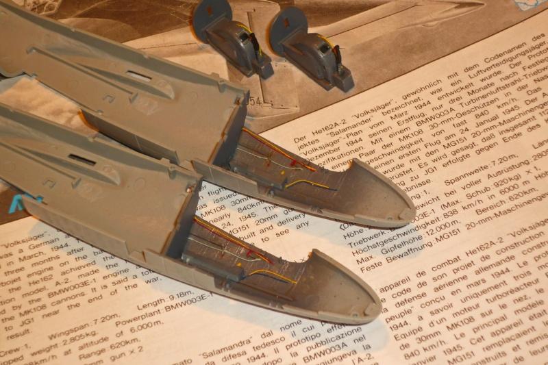 "Heinkel He162A-2 ""Salamander"" (Dragon 1/48) P1090611"