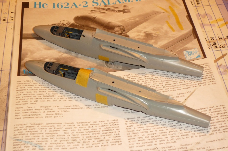 "Heinkel He162A-2 ""Salamander"" (Dragon 1/48) - Page 2 P1090615"
