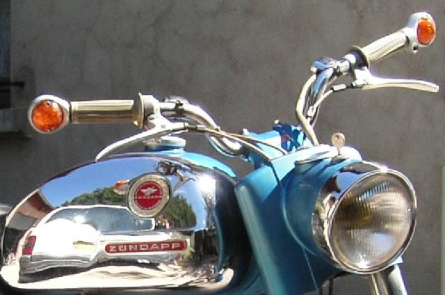 Rafraichissement d'un KS100 de 1967 Guidon10