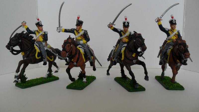 le 12eme régiment of light dragoons (cavalerie anglaise)1815 12_th_10