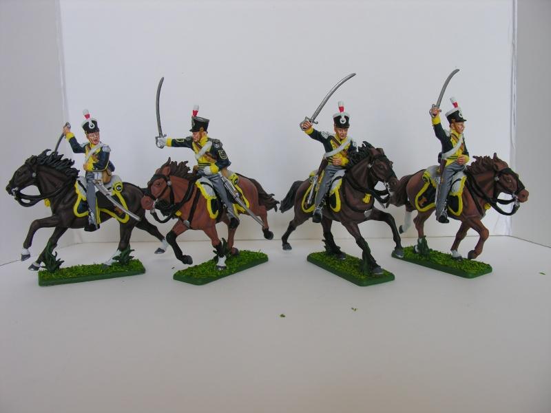 le 12eme régiment of light dragoons (cavalerie anglaise)1815 12eme_10