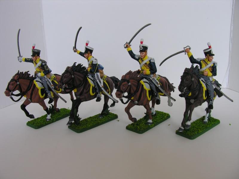 le 12eme régiment of light dragoons (cavalerie anglaise)1815 12eme_12