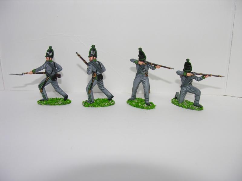 allemand - chasseur d'avant garde de brunswick 1809-1815 Avant_11