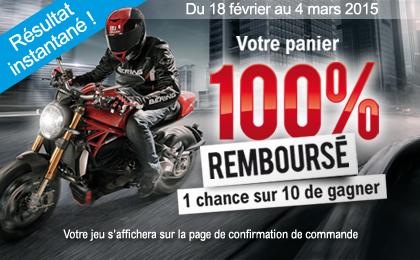 Gagnez votre panier avec Ixtem Moto Panier10